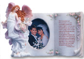 Harmony Bible Wedding Photo Frame